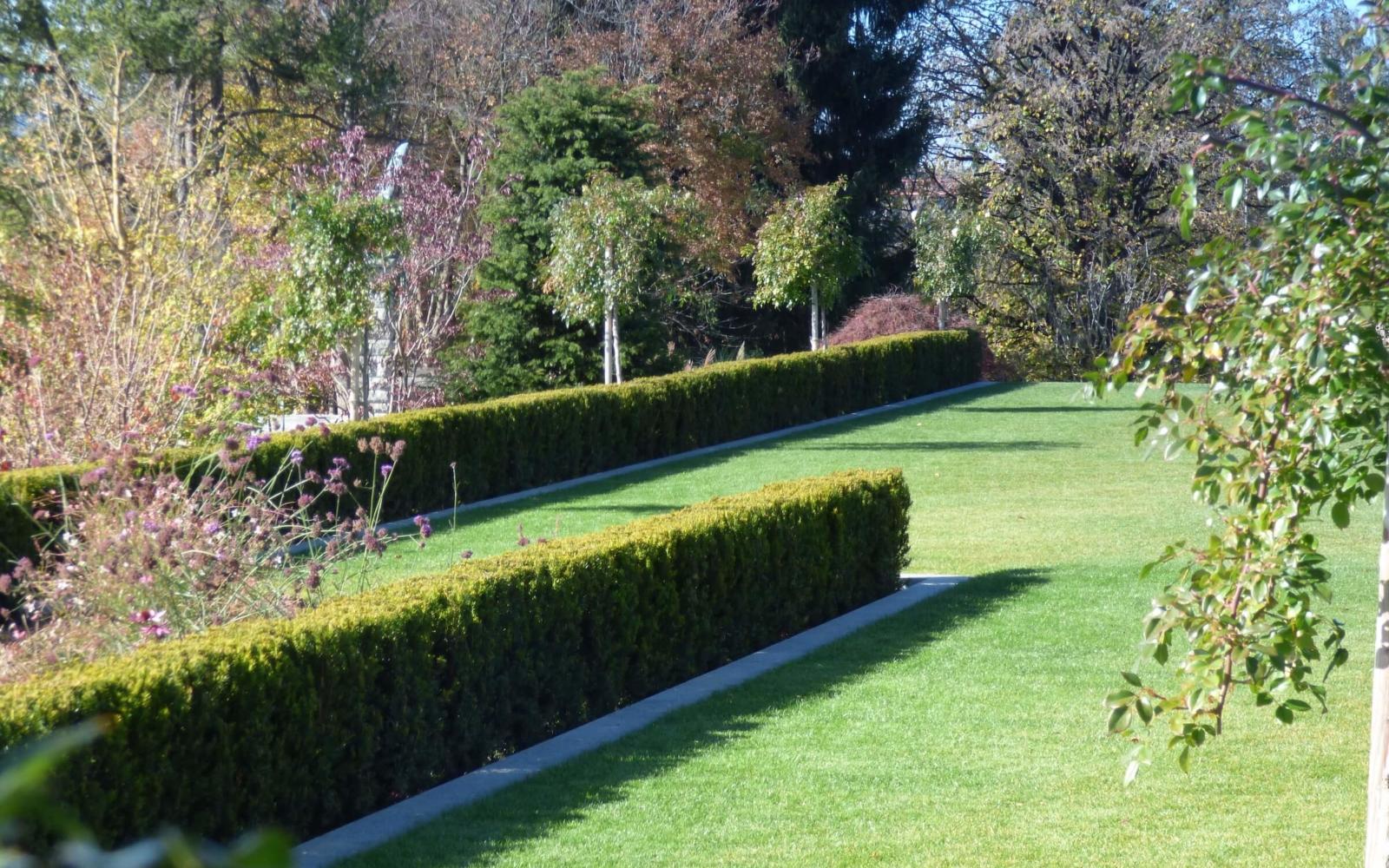 Privatgärten Zumikon