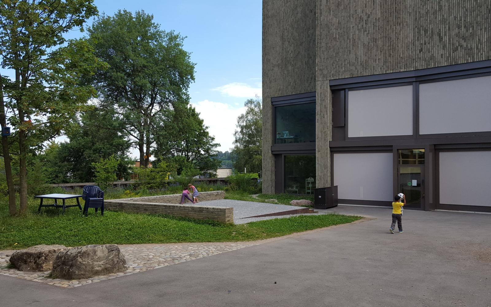 Schulhaus Kopfholz Adliswil