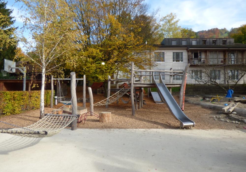 Spielplatz Schulhaus Maria Opferung – Heilpädagogische Schule Zug