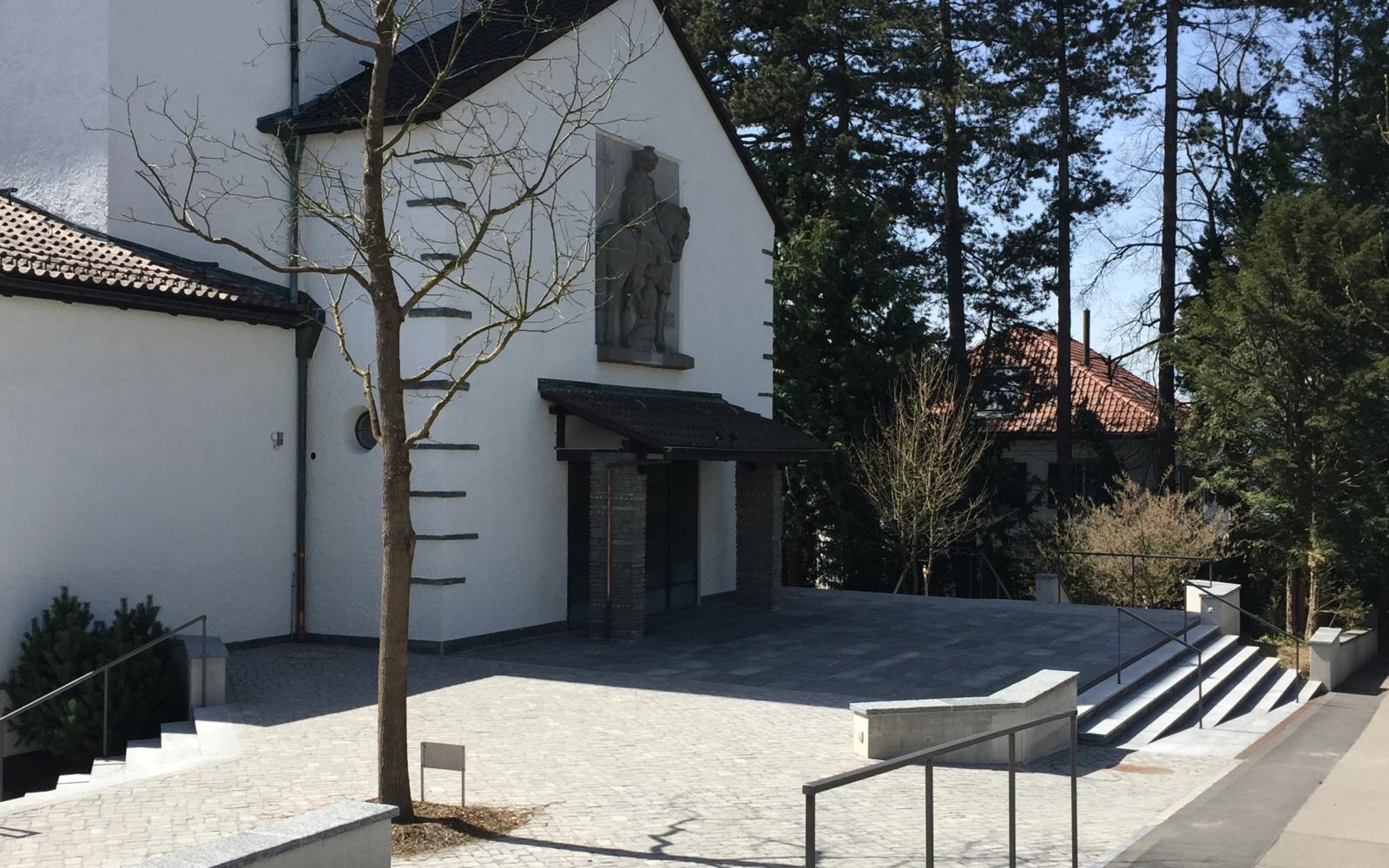 Kirche St. Martin Zürich