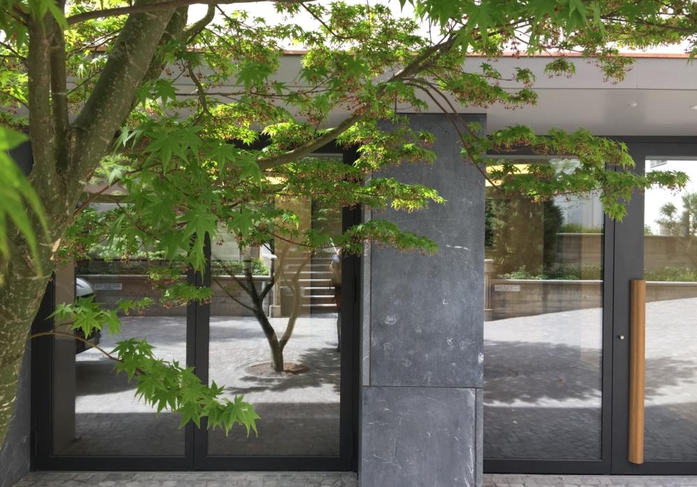 Geschäftshaus Falkenstrasse Zürich