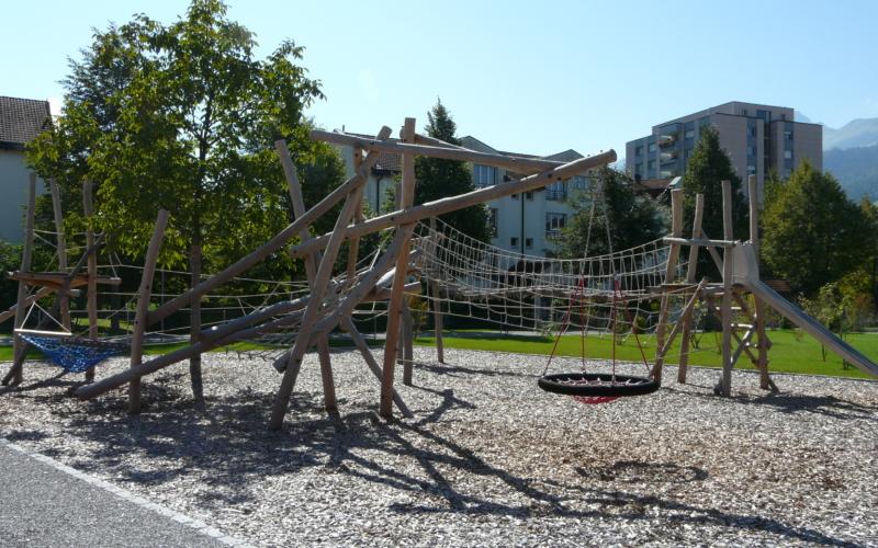 Quartierplan Oberbrugg Landquart