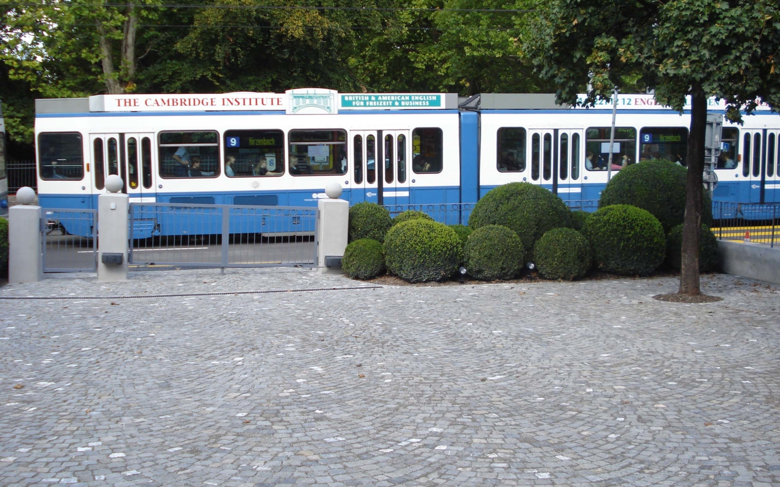 Geschäftshaus Rämistrasse Zürich
