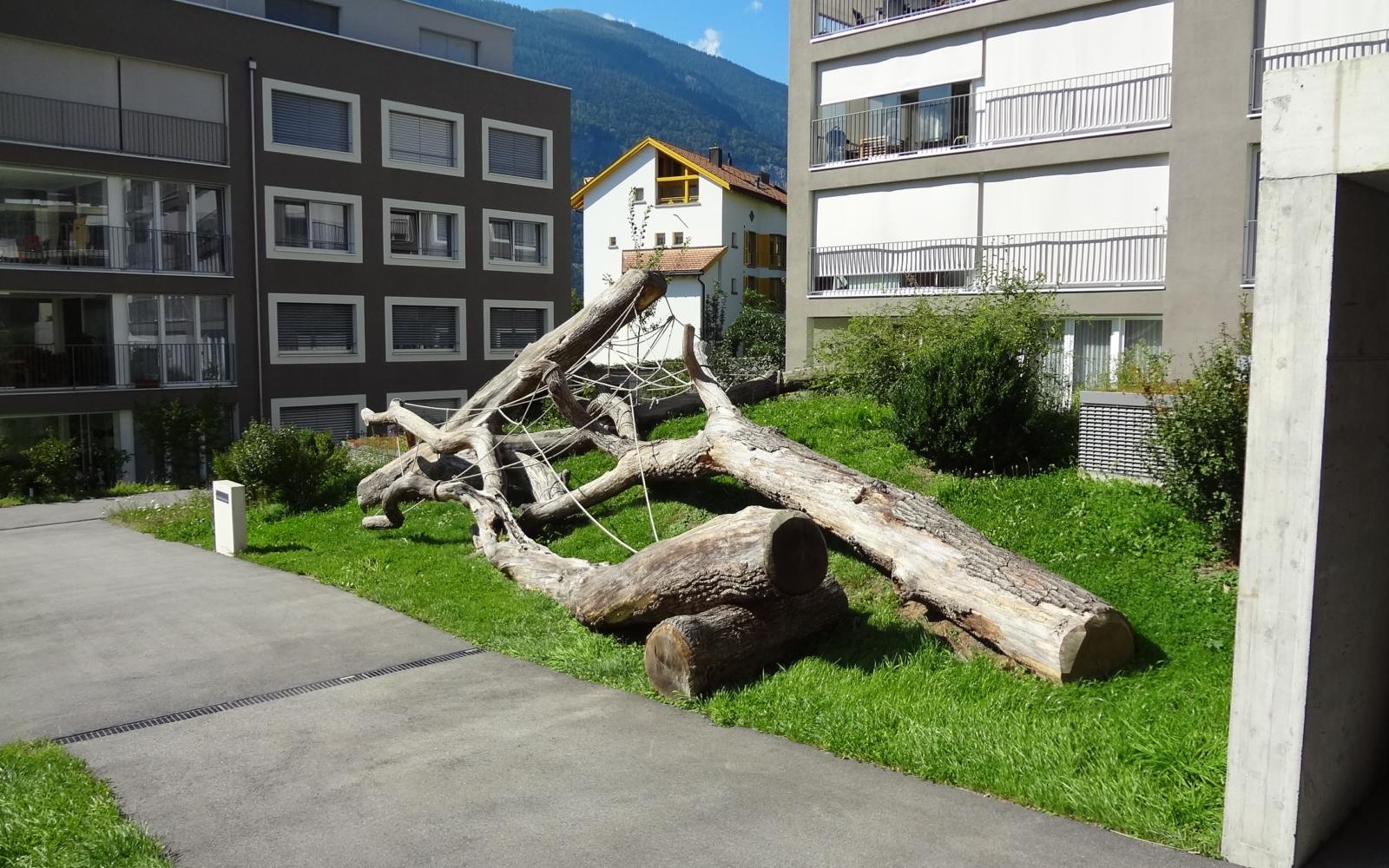 Quartierplan Heiligkreuz Chur