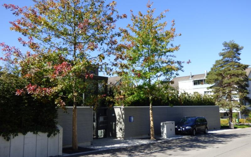 Wohnüberbauung Neuschellstrasse Unterägeri