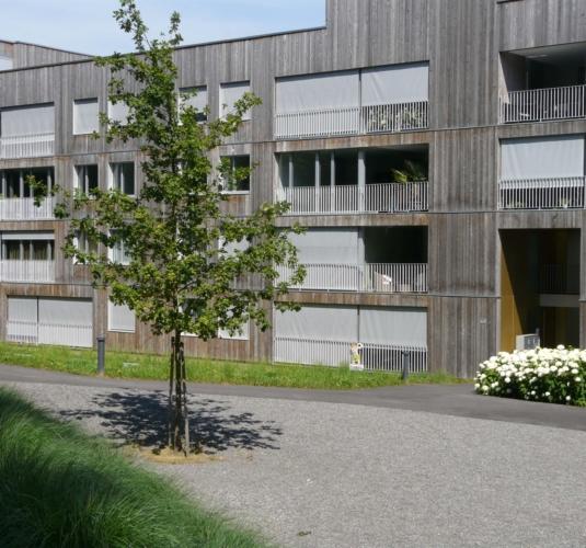 Wohnüberbauung Gütschhöhe Luzern