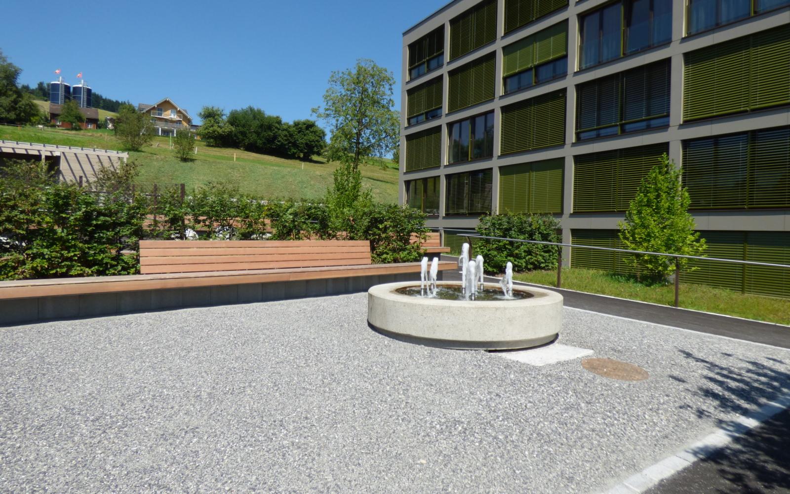 Alters- u.Pflegeheim Sunnehof Immensee