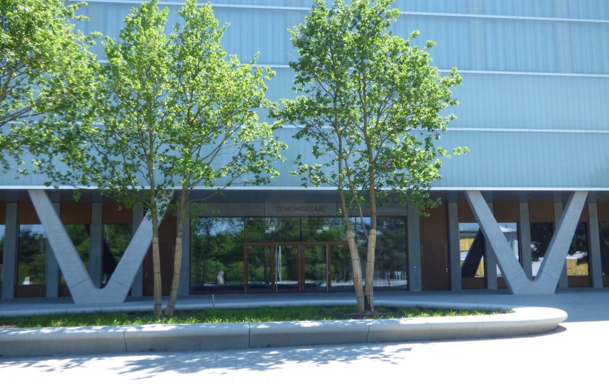 Schulanlage Petermoos und Neubau Gemeindesaal, 8107 Buchs ZH